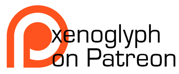 xenoglyph on Patreon